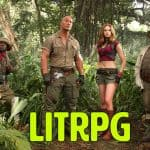 Jumanji Welcome to the Jungle: LitRPG?