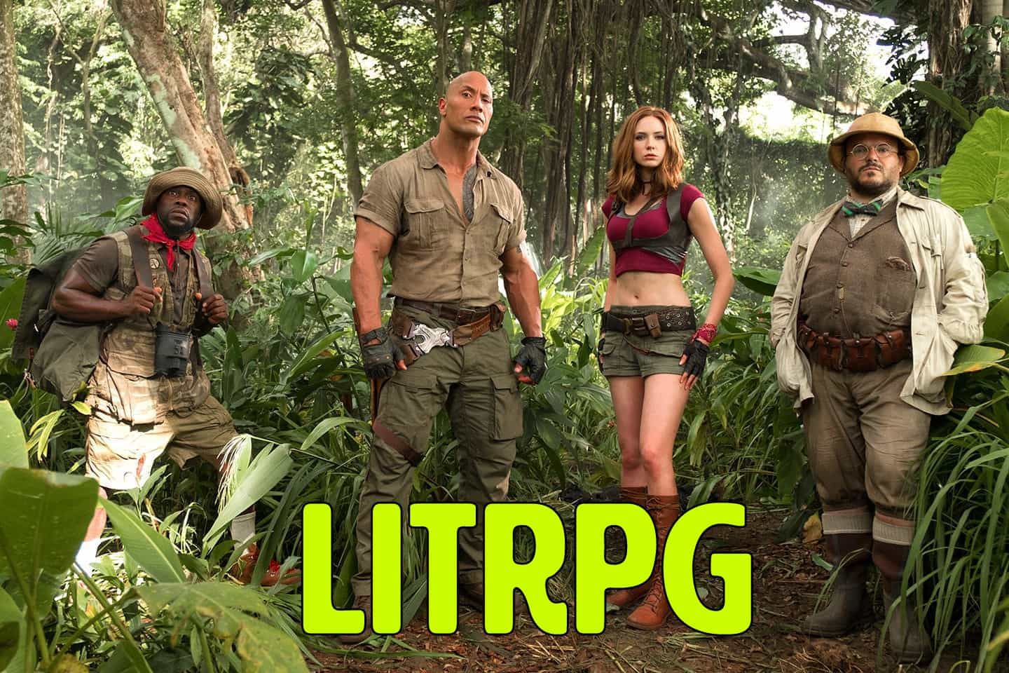What is litrpg
