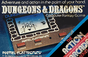 D&D computer game