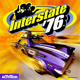 Interstate 76 Racing Game