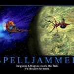 RPG Legends: Spelljammer