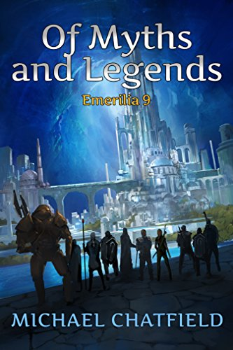 Of Myths and Legends | LitRPG Reads