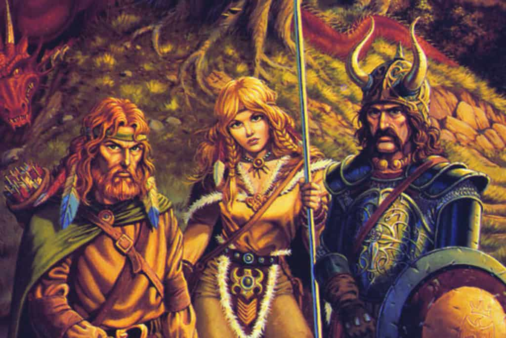 Memorable Dragonlance Characters