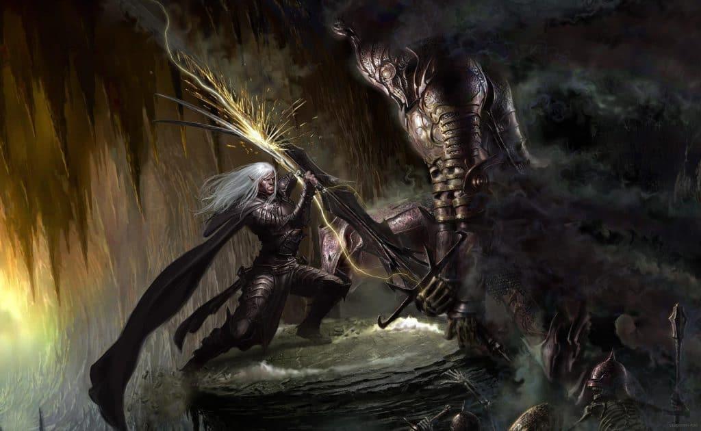 RPG Legends: R  A  Salvatore   LitRPG Reads
