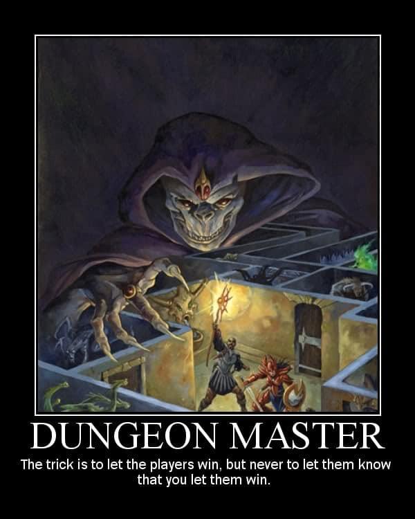 D D Memes Dungeon Master Edition Litrpg Reads