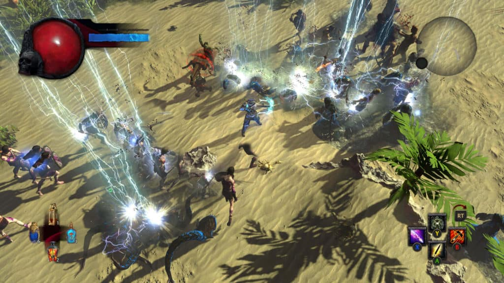 Path of Exile xbox one rpg 2019