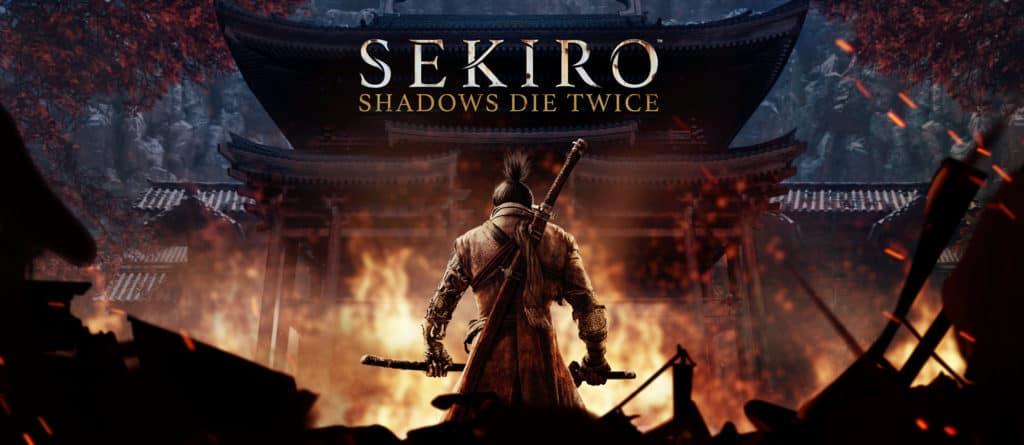 Sekiro: Shadows Die Twice xbox one rpg