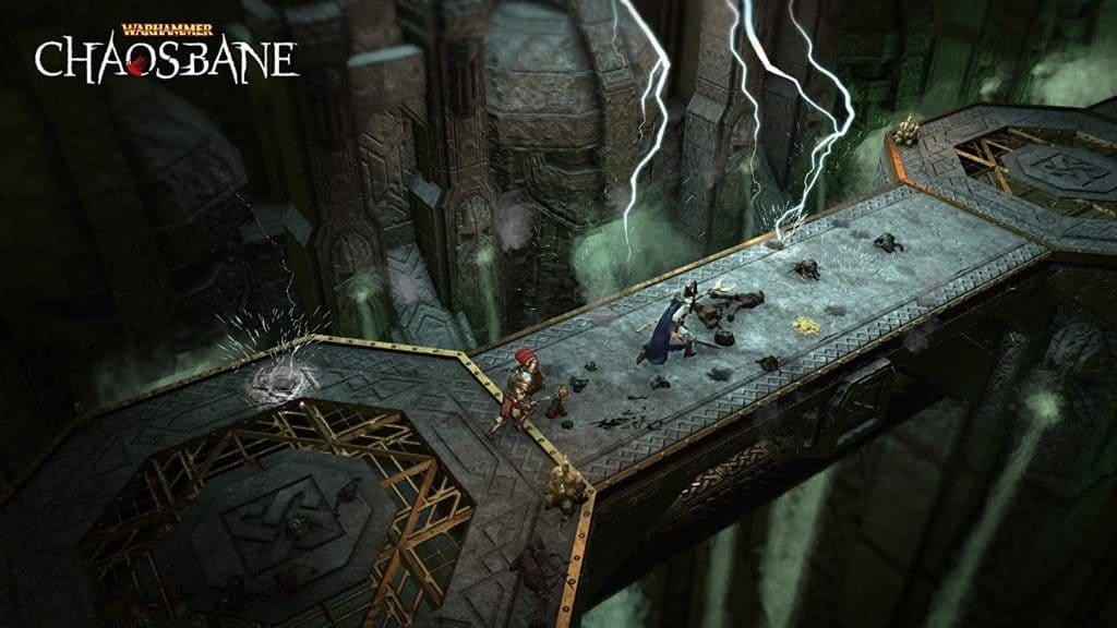 Warhammer: Chaosbane xbox one rpg