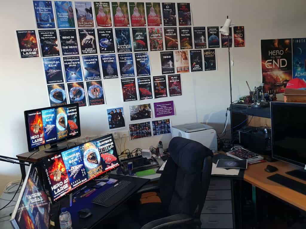 Timothy Ellis Workspace