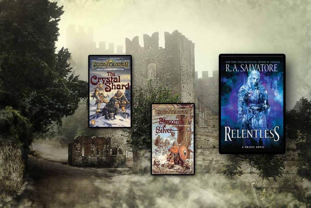 Forgotten Realms Novels Where to Start